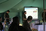 Členové aktivní zálohy cvičili v České Zbrojovce v Uherském Brodě od 18. do 20. dubna.