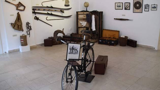 Výstava Járy Cimrmana v Uherském Brodě