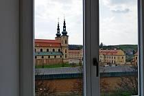 Čtyři nové byty přibyly ve 2. a 3. podlaží Obecního úřadu Velehrad.
