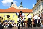 Ze soutěže verbířů-mikroregion Dolní Poolšaví, špičkový výkon mladého verbíře.