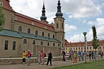 Věřící se v pátek vydali na cestu do Olomouce.
