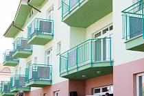 Chráněné byty budou mít své první nájemníky.
