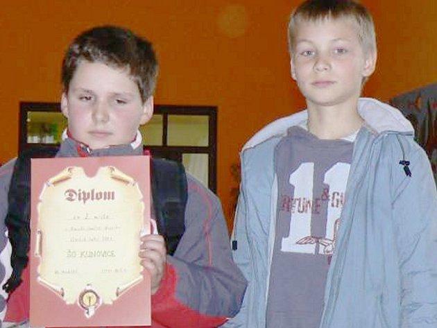 Martin Hromada, Pavlo Danyuk.