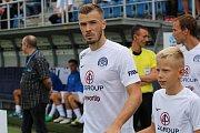 Stanislav Hofmann proti Baníku Ostrava