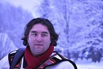 Vlastmil Ondra žije hlavně rodinou, školou a folklorem.