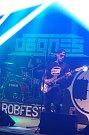 Kapela Dagnes na ROBfestu 2017.