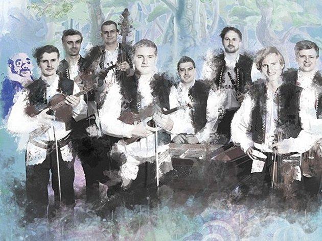Cimbálová muzika Harafica.