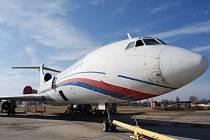 Sbírku exponátů v Leteckém muzeu v Kunovicích rozšíří bývalý prezidentský speciál Tupolev 154M.