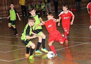 Mladí fotbalisté se střetli na Širůchu