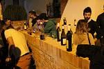 Ve Vinohradské ulici v sobotu večer obvykle vrcholí program Slováckých slavností vína v Uherském Hradišti.
