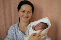 Nina Kratochvílová, Hodslavice, dcera Barbora Kratochvílová, 3,3 kg, narozen 16. 2. 2010 ve Valašském Meziříčí