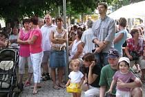 Nedachlebičtí oslavili 800. výročí založení obce.