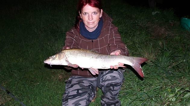 Soutěžní číslo 75 – Soňa Hanáková, parma, 68 cm, nevážena.