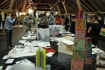 V Bílovicích je k vidění téměř stovka exemplářů studentské soutěže v designu.