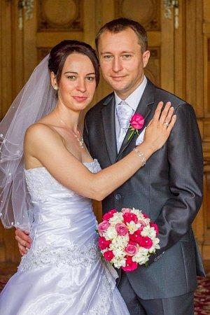 Soutěžní svatební pár číslo 11 – Eva a Jakub Kupčíkovi, Zlín