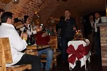 Galerie slováckých vín slavila v sobotu narozeniny.