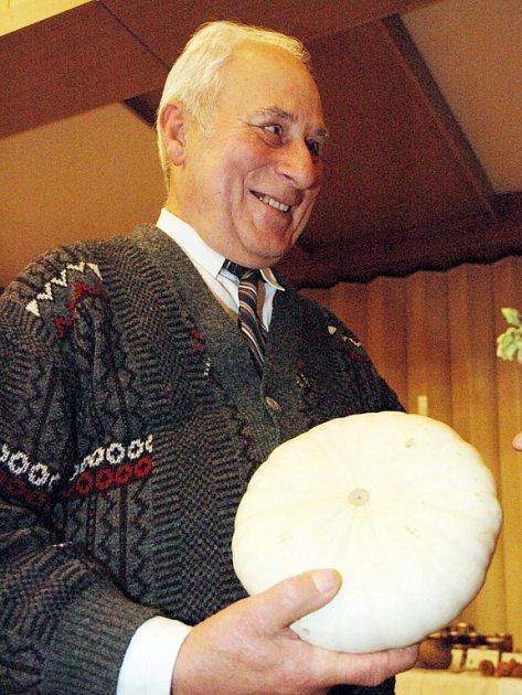 Své výpěstky vystaví babičtí zahrádkáři na Martina v kulturním domě.