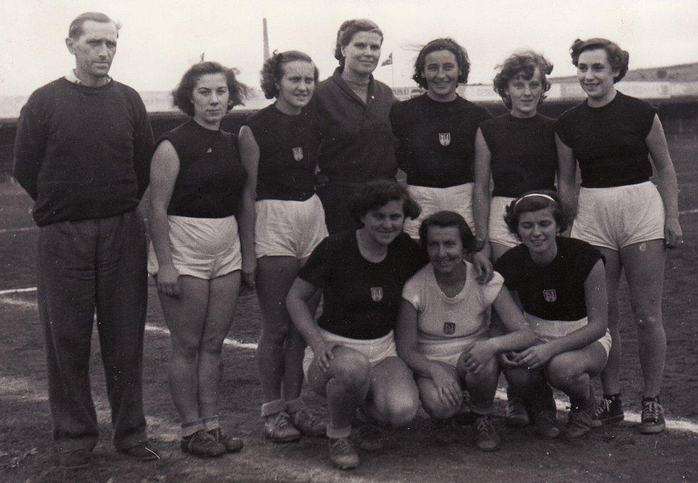 Mistryně Československa 1950
