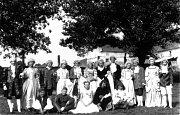 Divadelní hra Sůl nad zlato v roce 1946.