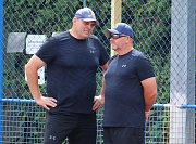 Softbalistky Snails Kunovice se střetly v extralize s týmem SaBaT Praha.
