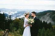 Soutěžní svatební pár číslo 31 - Martina a Petr Kadlčákovi, Napajedla