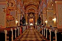 Noc kostelů ve velehradské bazilice