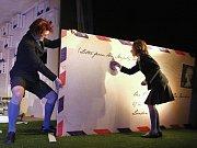 Hra Alenka v říši divů ve Slováckém divadle v Uherském Hradišti.