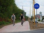 Cestování mezi Veselím a Moravským Pískem by mělo být bezpečnější. Ilustrační foto.