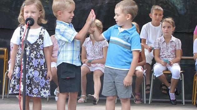 Popovičtí slavili Den obce ve velkém stylu.
