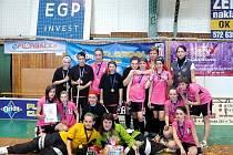 Žáci z hradišťské ZŠ Sportovní měli ze zlata oprávněnou radost, velká spokojenost ale panovala i na straně Broďanek.