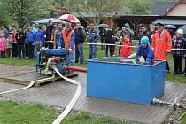 Systematické práci s dětmi a mládeží se na Slovácku věnují dobrovolní hasiči.