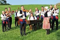 Písně z nového alba budou moci příznivci Kunovjanu poprvé slyšet tuto sobotu v hradišťském Klubu kultury
