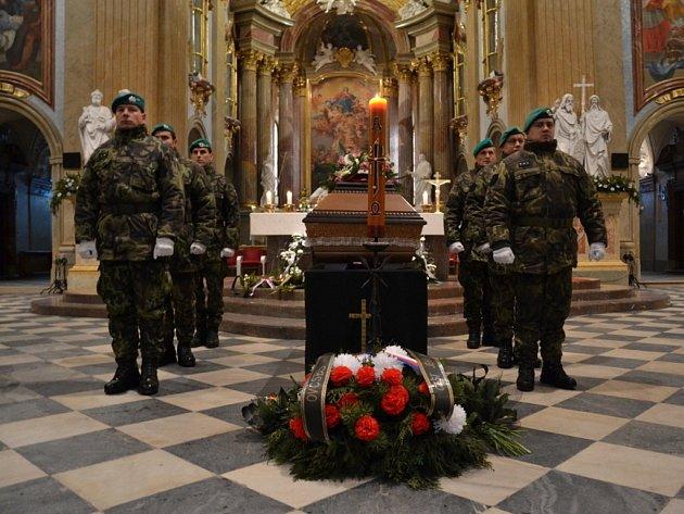 Plukovník Vladimír Maděra se dožil 95 let.