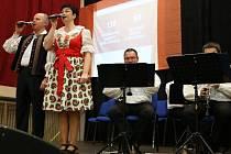 Muzika i divadelníci slavili kulaté výročí.