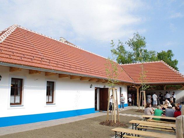 Dům lidových tradic slavnostně otevřeli v pátek 14. června v Boršicích u Blatnice. Jde o expozici, která má sloužit k prezentaci tradic a venkovských hodnot.