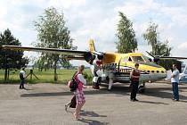 Letecké muzeum v Kunovicích. Ilustrační foto.