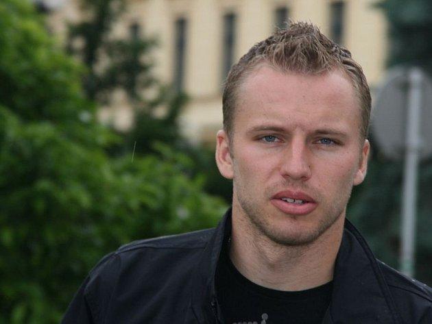 Michal Kadlec. Ilustrační foto.