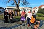 Sobotní rozhýbání těl v přírodě přišlo po vánočních svátcích vhod i členům Baně Babice.