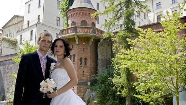 Soutěžní pár č. 101: Lenka a Stanislav Dohnalíkovi, Olomouc
