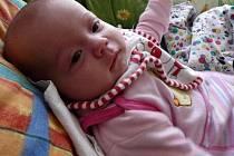 Alenka Prokešová, 9. 8. 2009, 49 cm, 3400 g, Babice