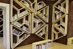 Zrekonstruované dětské oddělení knihovny v Uherském Brodě.