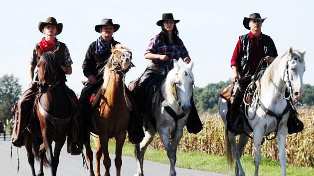 V Kněžpoli se sešli už podeváté milovníci koní.