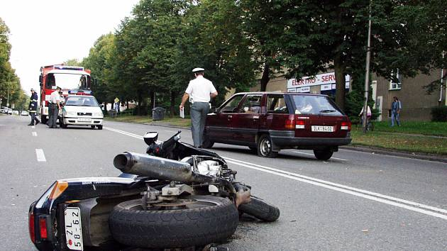 Rychlá jízda motorkářů může skončit i smrtí.