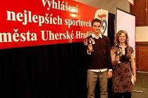 Individuální ceny pro nejlepší sportovce roku 2008 získali atleti Martin Mazáč (kategorie mládež nad 15 let a dospělí) a Vendula Kolářová (mládež do 15 let).