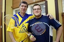 V Ostrožské Lhotě se konal turnaj v badmintonu.