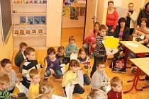 Nejnadanější předškoláky z Uherského Hradiště ocenili v ZŠ Čtyřlístek.