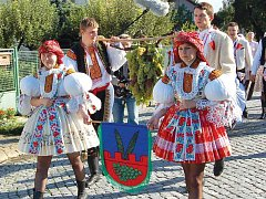 Slovácké slavnosti vína v Uherském Hradišti