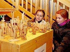 V Polešovicích bude od 9. do 18. prosince výstava betlémů.