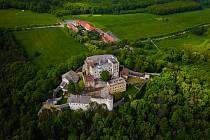 Buchlov je královský hrad stojící na stejnojmenném kopci v Chřibech nad Buchlovicemi.