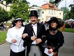 Stovky lidí přišly v sobotu na oslavy stého jubilea Slováckého muzea v Uherském Hradišti.